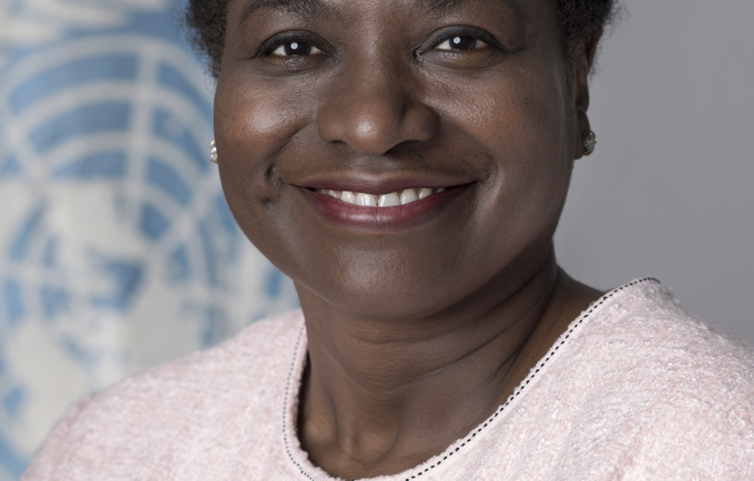 Dr Natalia Kanem, UNFPA Executive Director